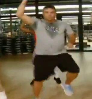 Ronaldo al ritmo del Gangnam Style